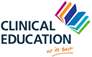 Department of Clinical Education logo