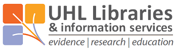 UHL Libraries & information services logo
