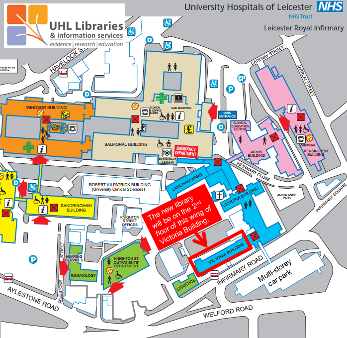 royal infirmary leicester