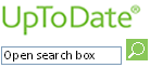Open the UpToDate search page